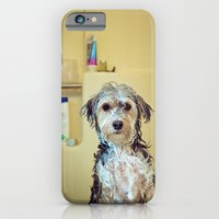 iPhone & iPod Case featuring Clean and Anxious by Chris Klemens
