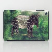 Tapir iPad Case