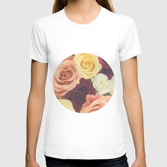 Vintage Roses II T-shirt