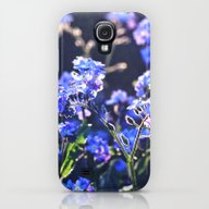 Forget-me-not-flower Galaxy S4 Slim Case