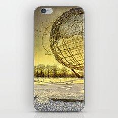 Unisphere Sunset iPhone & iPod Skin