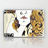 Stoic Laptop & iPad Skin