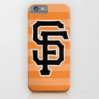 SF Giants iPhone 6 Slim Case