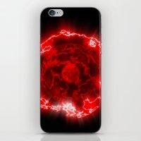 Red Nova iPhone & iPod Skin