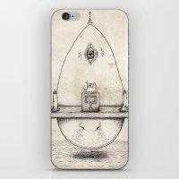Tarot: I - The Magician iPhone & iPod Skin