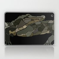 Mellifluous Crocodiles Laptop & iPad Skin