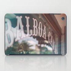 Balboa Candy iPad Case