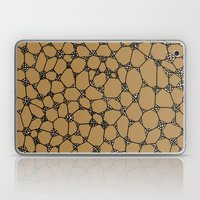 Yzor pattern 006-2 kitai beige Laptop & iPad Skin