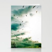 Descendants Of Icarus Stationery Cards