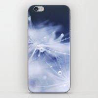 FLUFFY SNOW iPhone & iPod Skin
