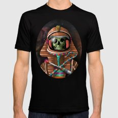 The Pharaoh's Ascension Mens Fitted Tee Black SMALL