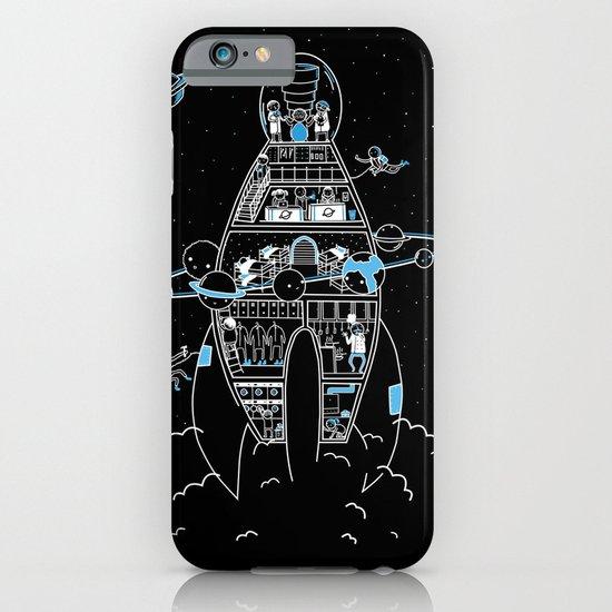 Interstellar Travels iPhone & iPod Case