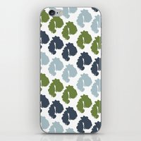 mount desert island iPhone & iPod Skin