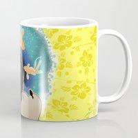 Holding water Mug