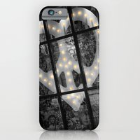iPhone & iPod Case featuring Peace & Love NYC by Eric James Photography