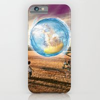 iPhone & iPod Case featuring The Traveler by Peter Gross