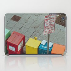 Bright City iPad Case