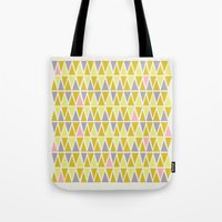 Lemon Sorbet Tote Bag