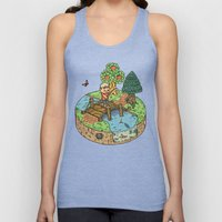 New Leaf Unisex Tank Top