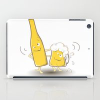 We are not drunk! iPad Case
