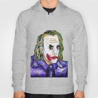 Gotham is Mine - Heath Ledger as The Joker Hoody