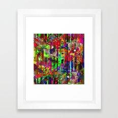 Flowers 7Em Framed Art Print