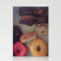 Do Nuts. Stationery Cards