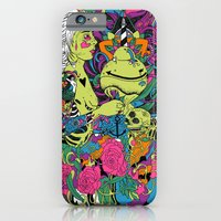 The Sea Death iPhone 6 Slim Case