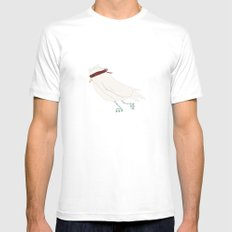 Taci Mens Fitted Tee White SMALL