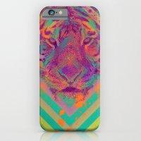 Tiger Bright iPhone 6 Slim Case