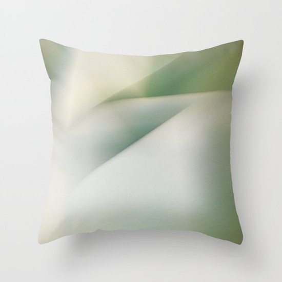 Space Geometry II/II Throw Pillow