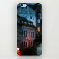 Bohemian Nights iPhone & iPod Skin