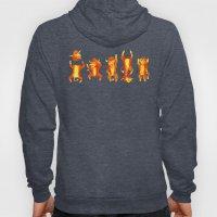 Fire Gang  Hoody