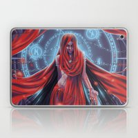 Blood Witch Laptop & iPad Skin