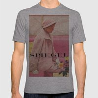 1954 Spring/Summer Catal… Mens Fitted Tee Athletic Grey SMALL