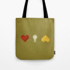 Oz  - NO TEXT Tote Bag
