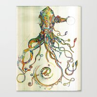 The Impossible Specimen Canvas Print