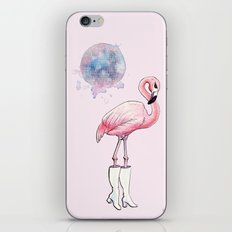 FlaminGo-Go iPhone & iPod Skin