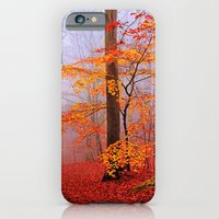iPhone & iPod Case featuring Autumn by Irina Chuckowree