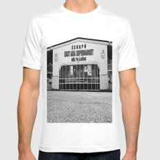 East Asia Supermarket Mens Fitted Tee White SMALL