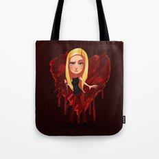 Buffy the Heart Slayer Tote Bag