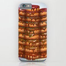 Donuts III 'sparkles&chocolate' iPhone 6s Slim Case