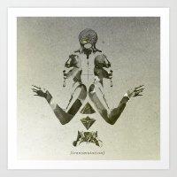 Transmutation Art Print