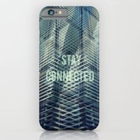 Stay Connected iPhone 6 Slim Case