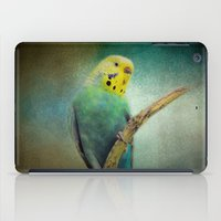 The Budgie Collection - Budgie 1 iPad Case