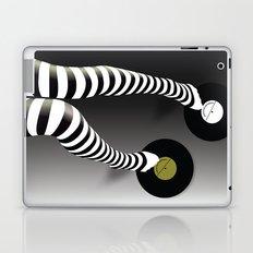 Minimal Music Minimal Fashion Laptop & iPad Skin