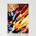 I Hear Colors Stationery Cards