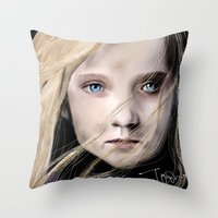 Cosette Throw Pillow