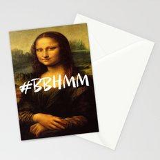 #BBHMM Stationery Cards