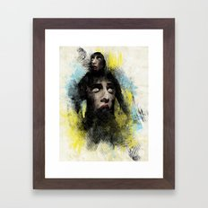 Creeper Framed Art Print